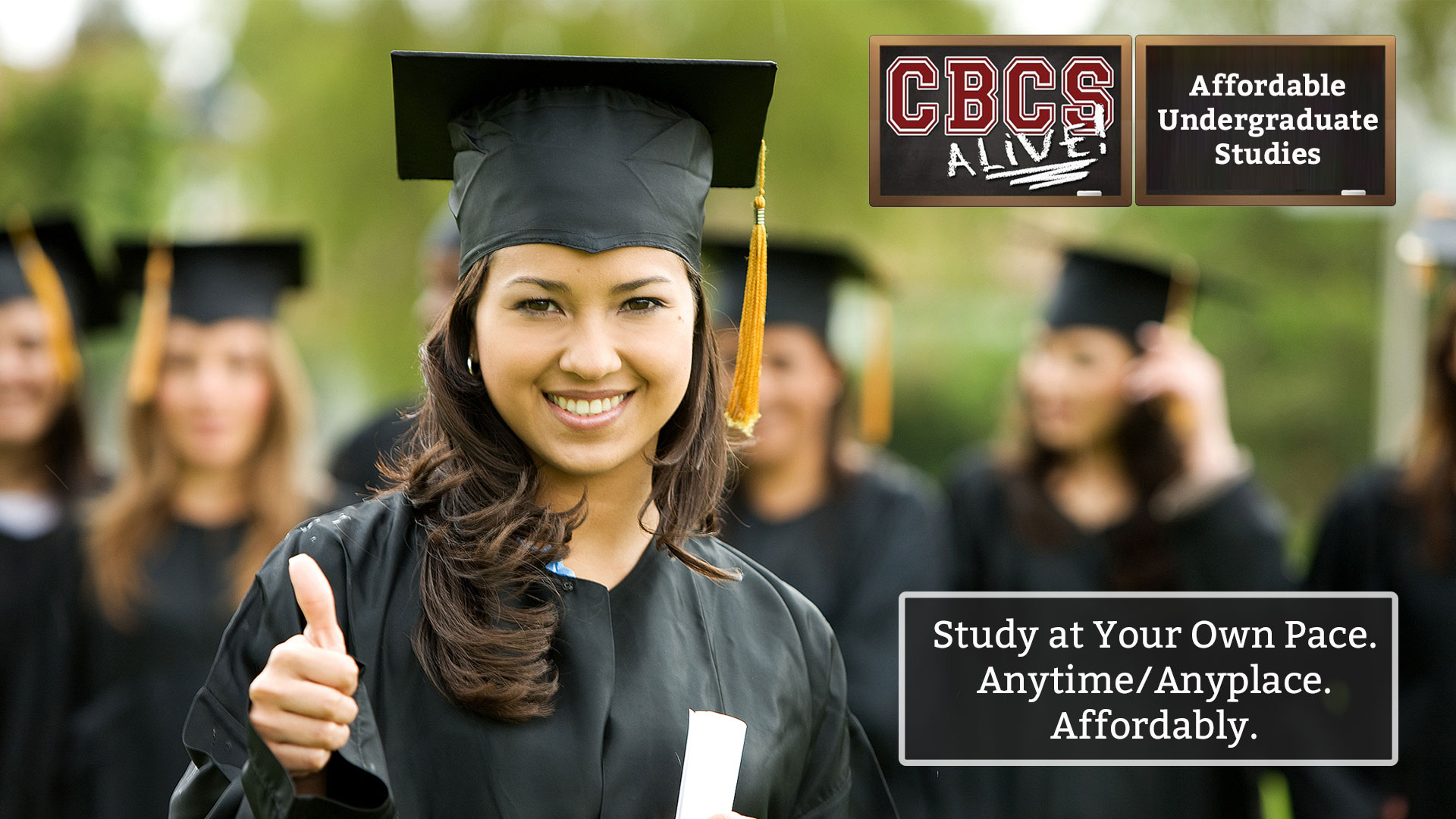 Undergraduate Studies - Chesapeake Bible College & Seminary