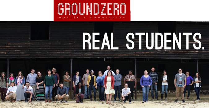 Ground Zero Master's Commission - Distance Learning Center
