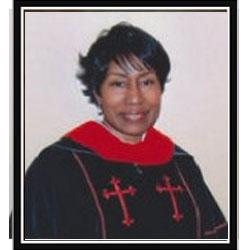Rev. Dr. Sophonia D. Thurston