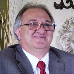 Pastor Ed Connatser