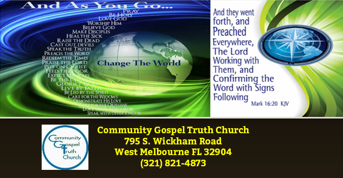 Community Gospel Truth Church