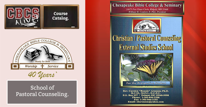 School of Pastoral Counseling