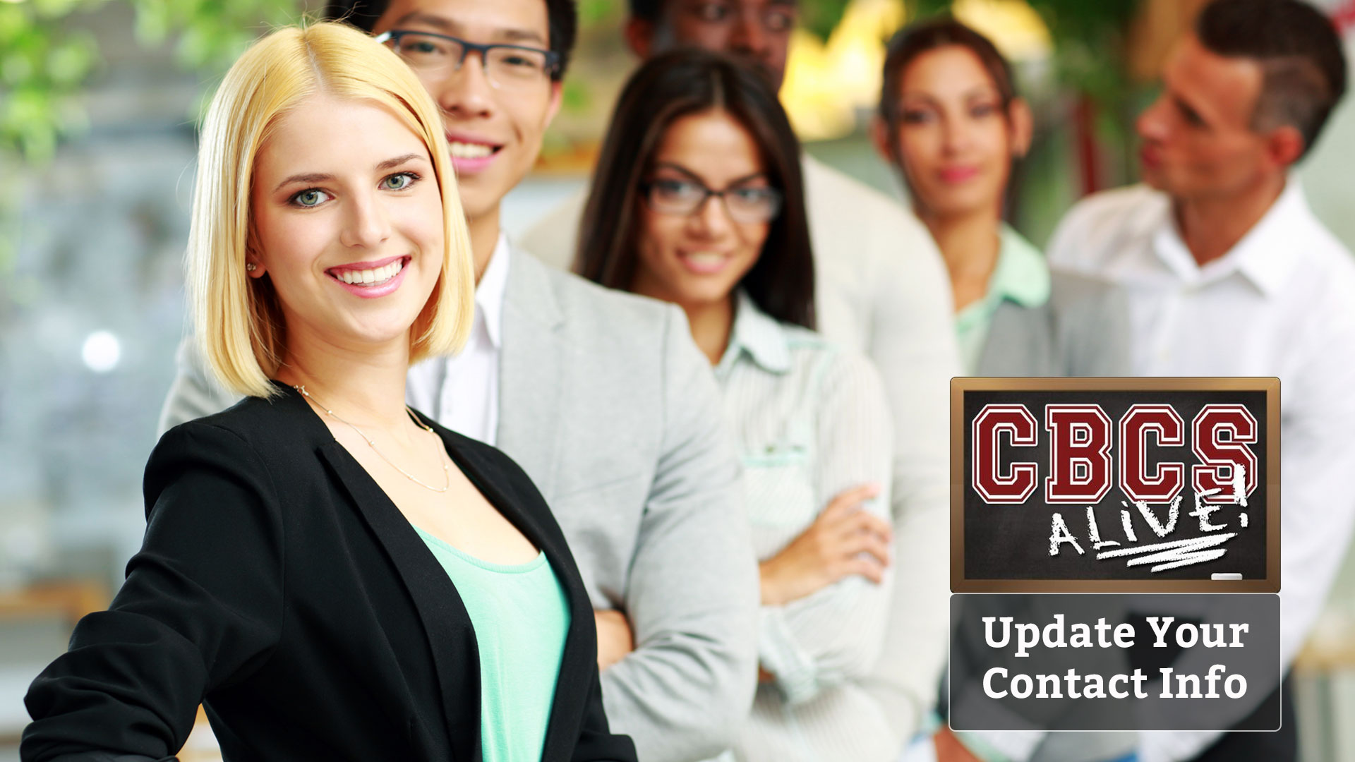 Chesapeake Bible College - Update Contact Info