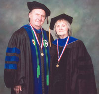 Drs. William & Shirley Comfort