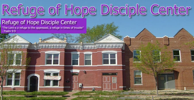 Refuge of Hope Disciple Center