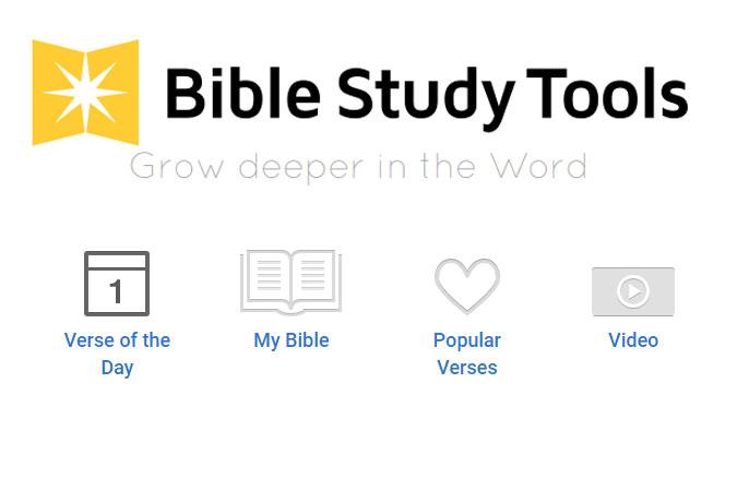 BibleStudyTools.com