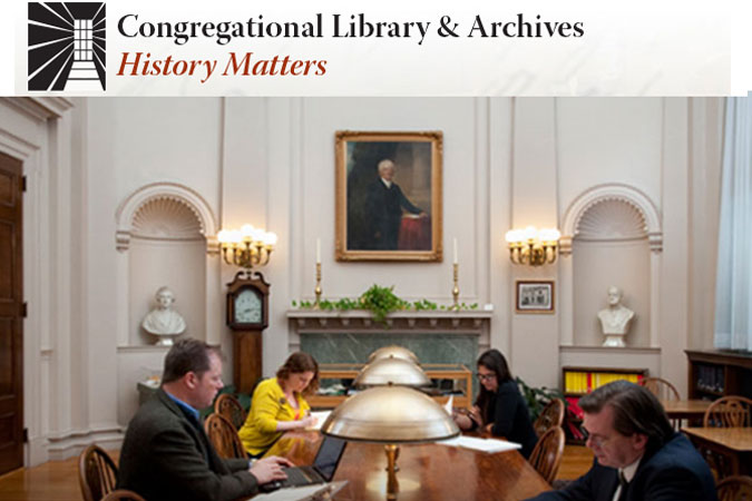 Congregational Library & Archives